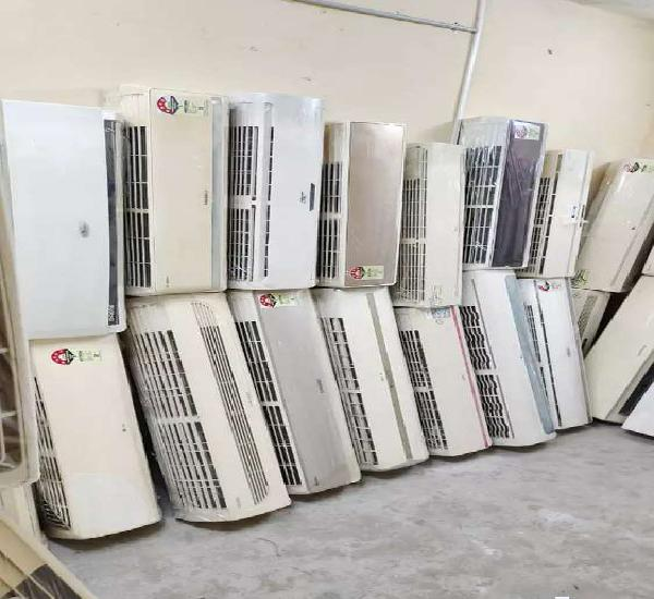 Less used second hand split ac's in full working condition