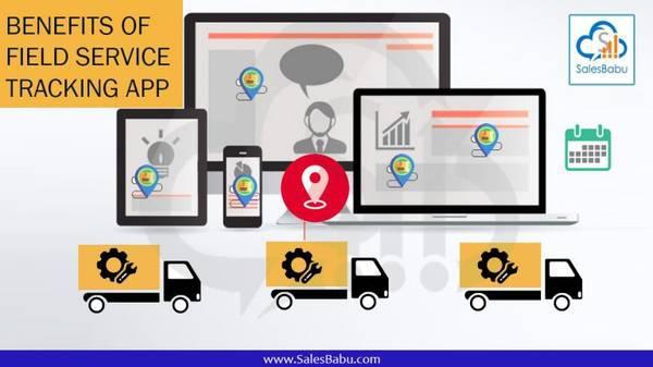 Benefits of field service tracking app - computer services