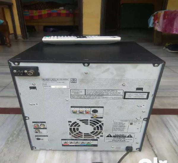 Music system sony only amplifier 3500 aux fm working