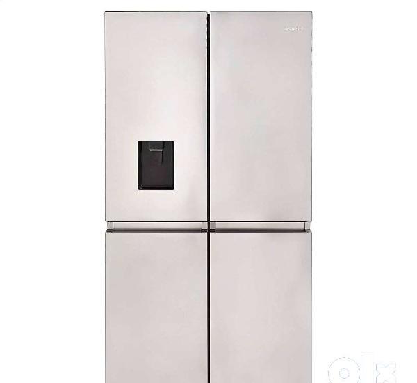 Amazonbasics 670 l french door refrigerator