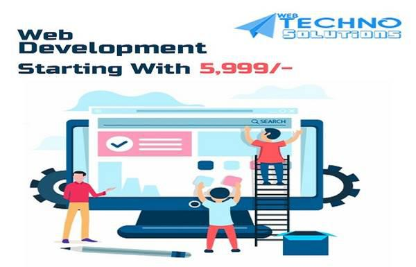 Web designing & development services - computer services