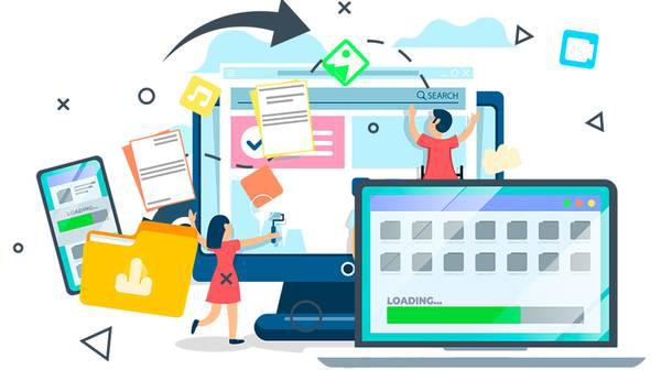 Website design services provider company in ahmedabad -
