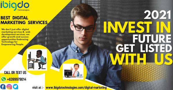 Top digital marketing services india - health/wellness