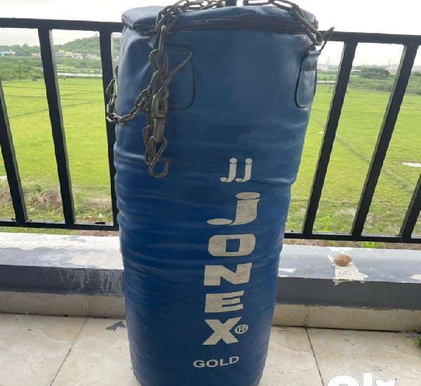 Boxing bag - heavy weight - jonex gold