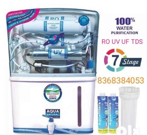 12 ltrs aquafresh ro uv uf with tds and minerals at