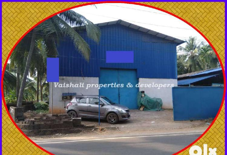 2200 sq.ft ware house with 15 hp power for rent in near