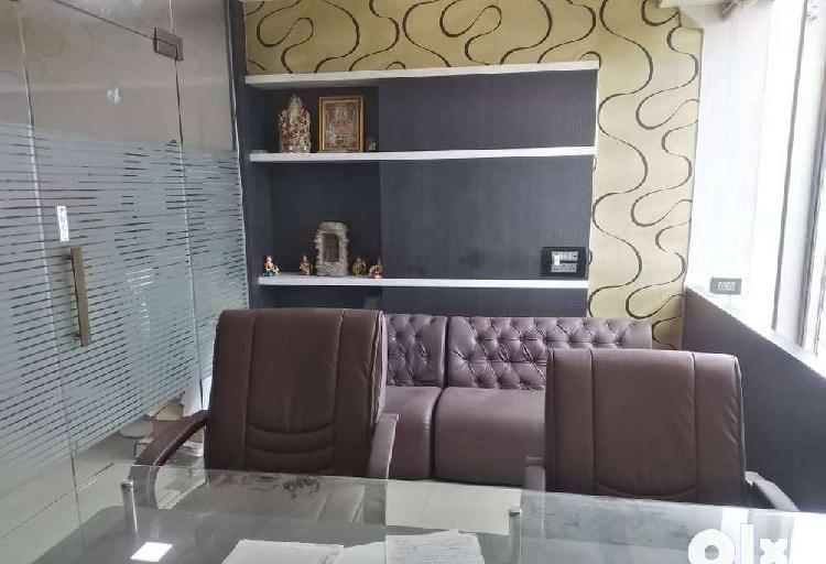 Furnished office rent 70k opp station