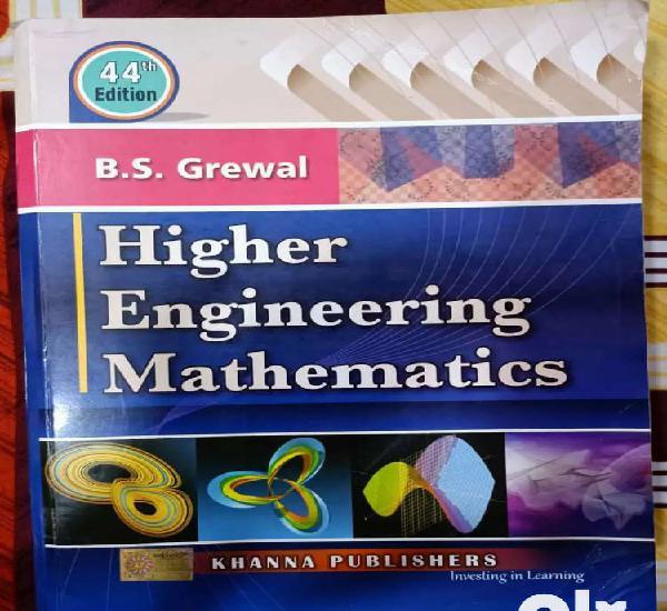 Bs grewal higher engineering mathematics new edition
