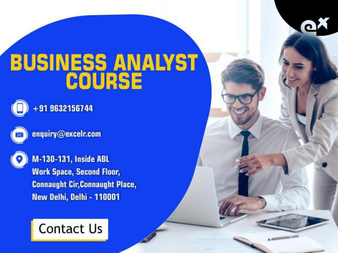 Business analyst course excelr