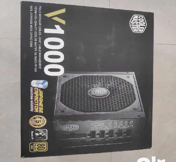 Cooler master fully modular 1000w smps for sell