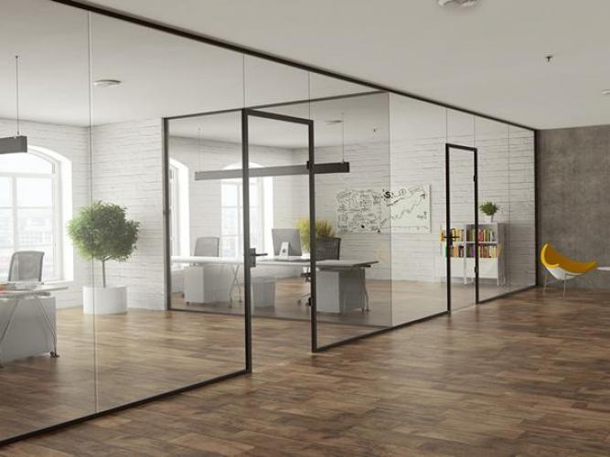 Glass walls & partition solutions by taruna glass