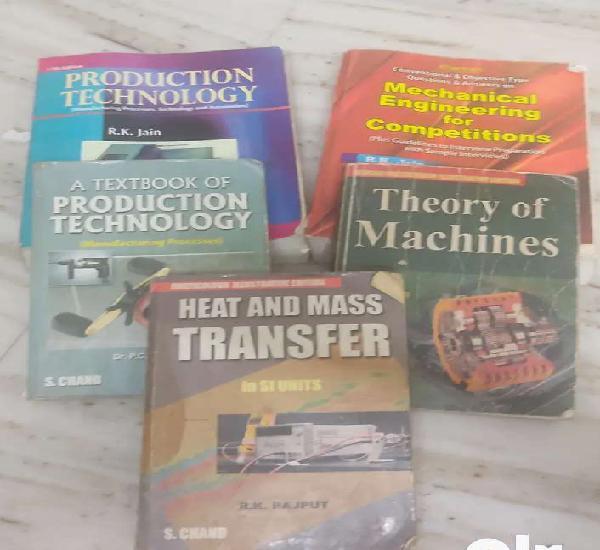 Mechanical books
