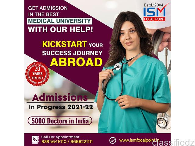Study mbbs abroad consultants in hyderabad, telangana &