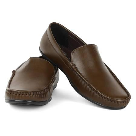 Khadim men casual loafer pull-on shoes for daily wear -