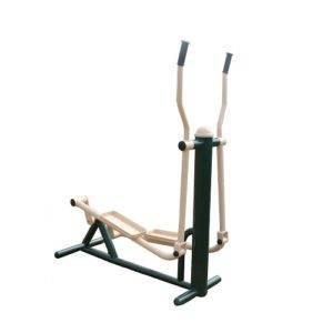 Outdoor gym equipment - health/wellness services