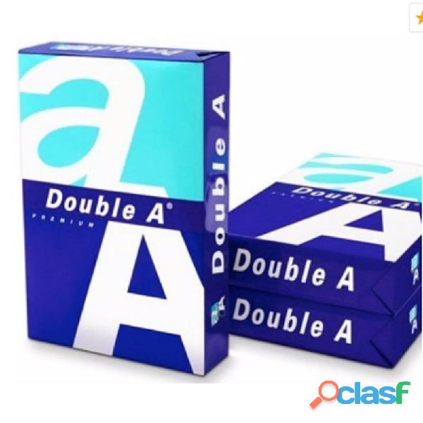 Double A Copy Paper A4 80GSM, 75GSM & 70GSM 1