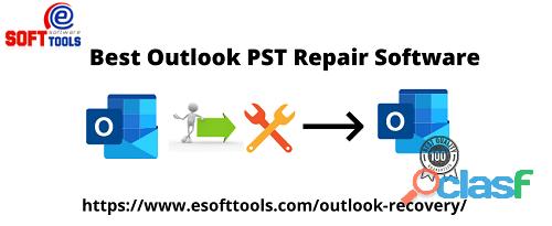 Best Outlook PST Repair Software