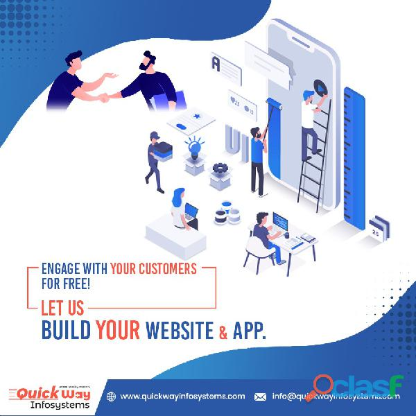 Creative Website Designing Services with High Conversion Rates
