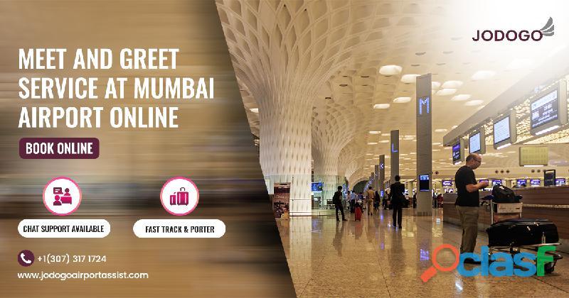 VIP concierge services in Mumbai airport   JodogoAirportAssist