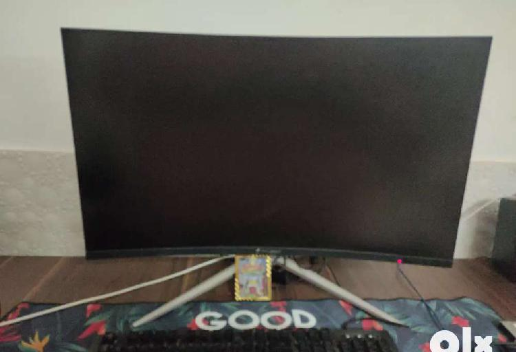 Acer aopen fire legend 27 inch 4k resolution curved gaming