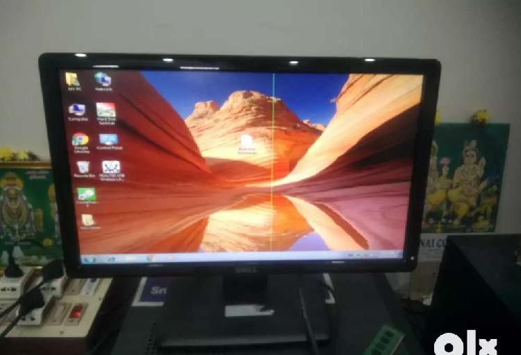 Dell18.5 inches led single line monitor