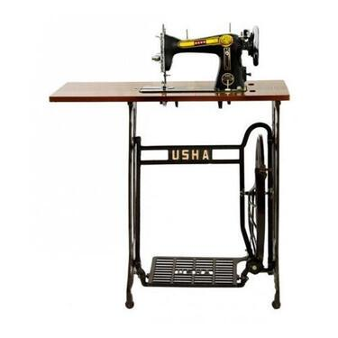 Usha sewing machine with stand