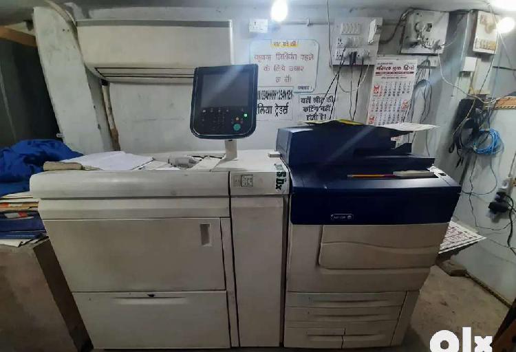 Xerox c70 machine